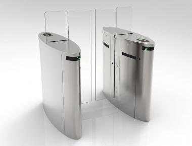 Giải pháp hệ thống cửa phân làng tự động Security Turnstile Gates