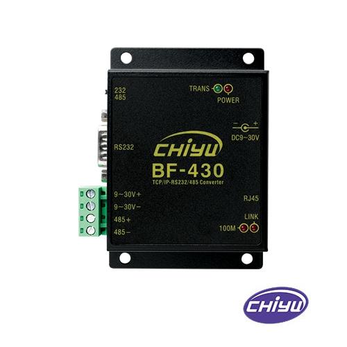 CHIYU BF-430, BỘ CHUYỂN ĐỔI RS485/232 TO TCP/IP